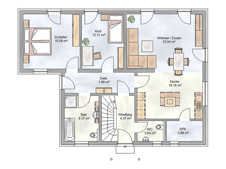 bungalow 170 qm grundrisse die neuesten innenarchitekturideen. Black Bedroom Furniture Sets. Home Design Ideas